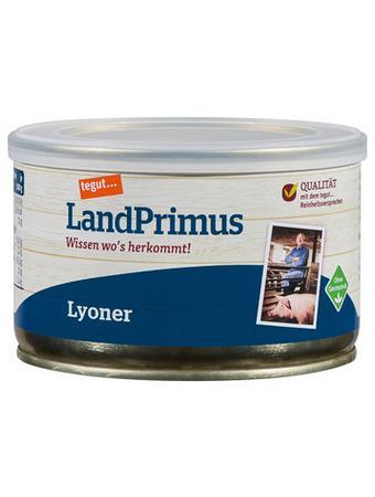 Darstellung von LandPrimus Dose Lyoner