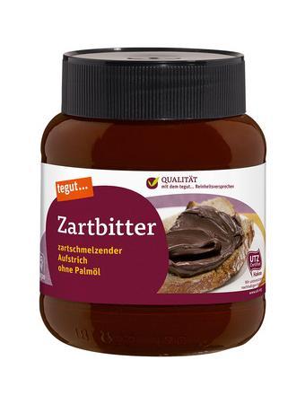 Darstellung von Zartbitter-Creme