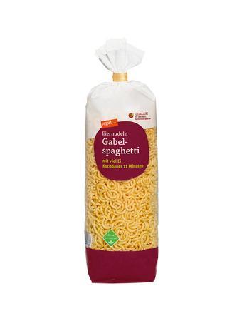 Darstellung von Gabelspaghetti