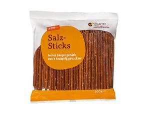 Darstellung von Salz-Sticks