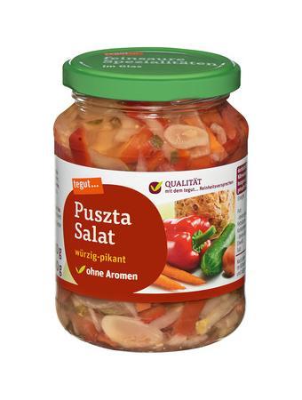 Darstellung von Puszta Salat
