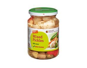 Darstellung von Mixed Pickles