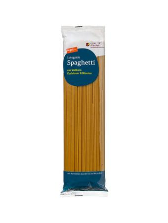 Darstellung von Integrale Spaghetti