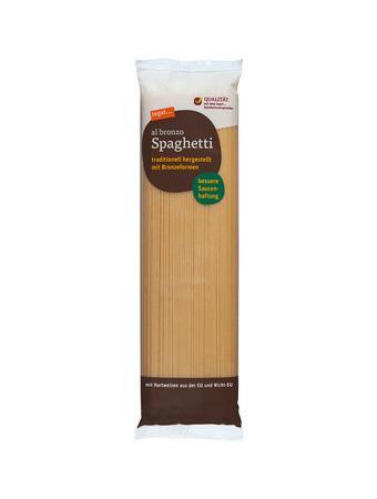 Darstellung von Spaghetti al bronzo