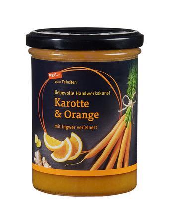 Darstellung von Suppe Karotte & Orange