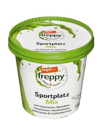 Darstellung von tegut... freppy Sportplatz Mix