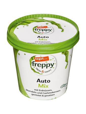 Darstellung von tegut... freppy Auto Mix