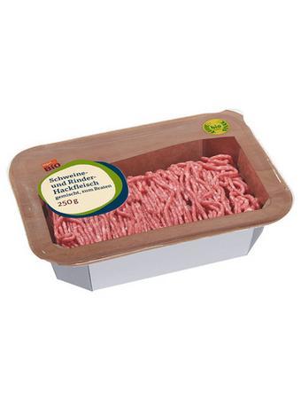 Darstellung von SB Atmos Bio Schweine-und Rinder-Hackfleisch gemischt, zum Braten