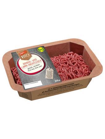 Darstellung von SB Atmos Bio Rinder- und Lamm-Hackfleisch gemischt, zum Braten