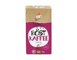 Darstellung von Röstkaffee
