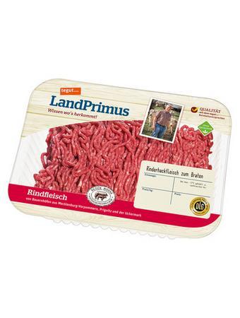 Darstellung von SB LandPrimus Rinder-Hackfleisch, zum Braten