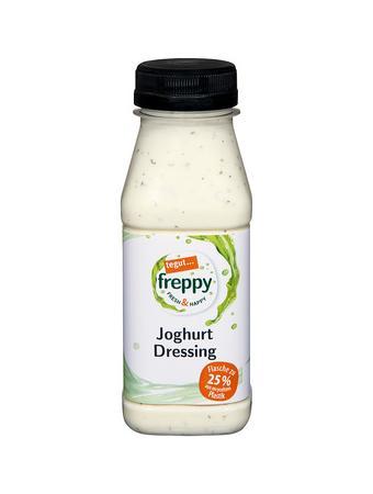 Darstellung von Joghurt Dressing