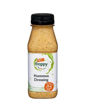 Darstellung von Hummus Dressing