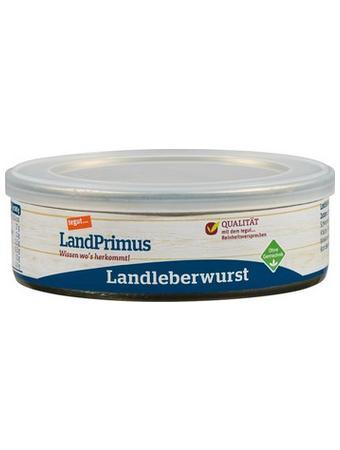 Darstellung von Landprimus Dose Landleberwurst