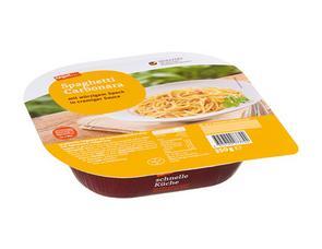 Darstellung von Spaghetti Carbonara