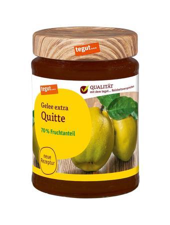 Darstellung von Gelee extra Quitte