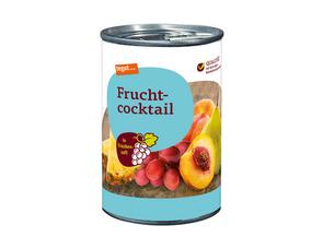 Darstellung von Fruchtcocktail in Traubensaft 425 ml