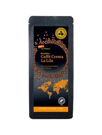 Darstellung von Manufaktur Caffè Crema La Lila