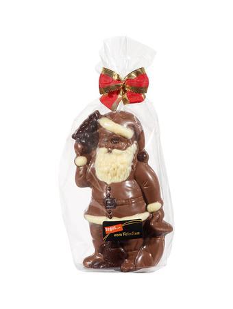 Darstellung von Weihnachtsmann mit Baum, 100g