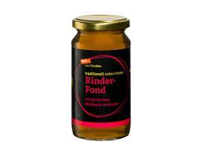 Darstellung von Rinder-Fond