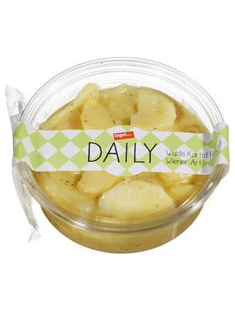 Darstellung von Waldis Kartoffelsalat Wiener Art