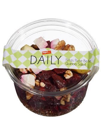 Darstellung von Ritas Rote Bete Quinoa Salat