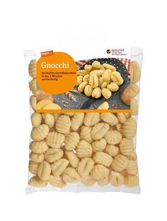 Darstellung von Gnocchi