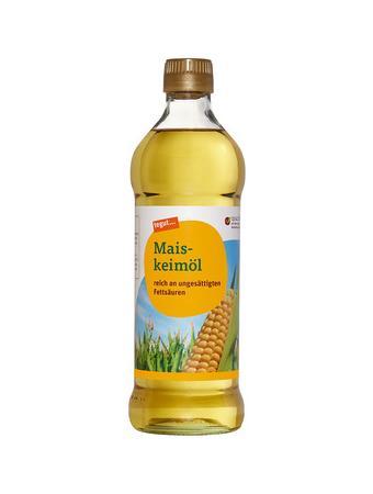 Darstellung von Maiskeimöl