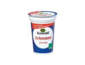 Darstellung von Alnatura Bio-Schmand