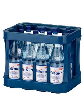 Darstellung von Caldener Mineralwasser