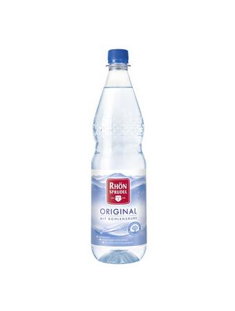 Darstellung von RhönSprudel Mineralwasser Original