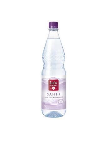 Darstellung von RhönSprudel Mineralwasser Sanft