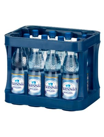 Darstellung von Hassia Mineralwasser