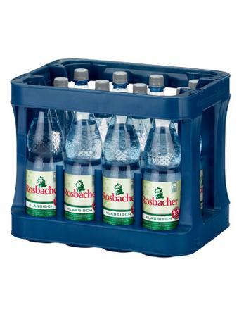 Darstellung von Rosbacher Mineralwasser