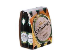Darstellung von Rabanus Premium Pils feinherb
