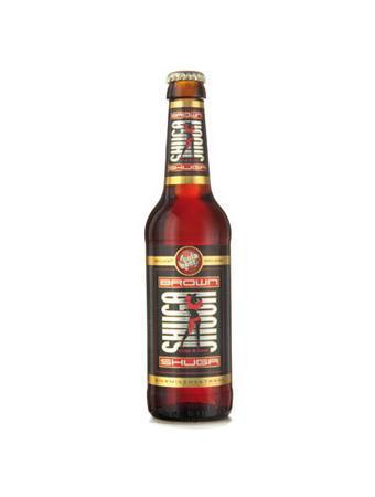 Darstellung von Brown SHUGA cola & beer