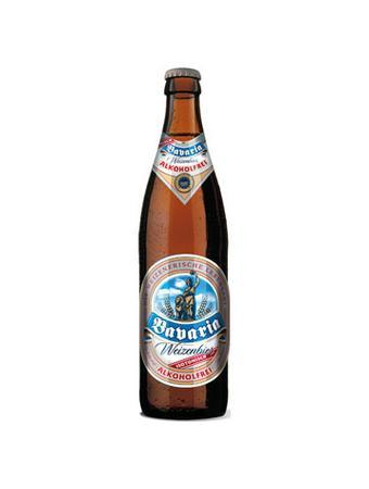 Darstellung von Bavaria Weizenbier alkoholfrei