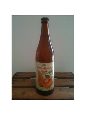 Darstellung von Otts Apfel-Birnen-Saft