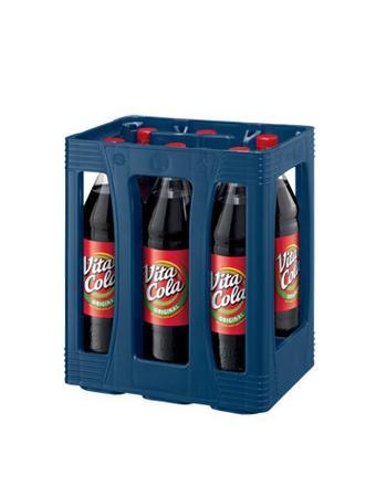 Darstellung von Vita Cola 6er-Kasten
