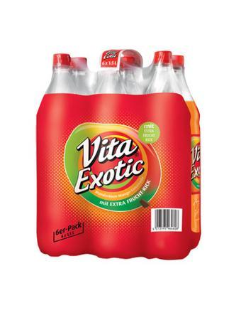 Darstellung von Vita Exotic 6er-Pack