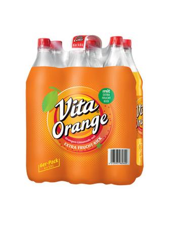 Darstellung von Vita Orange 6er-Pack
