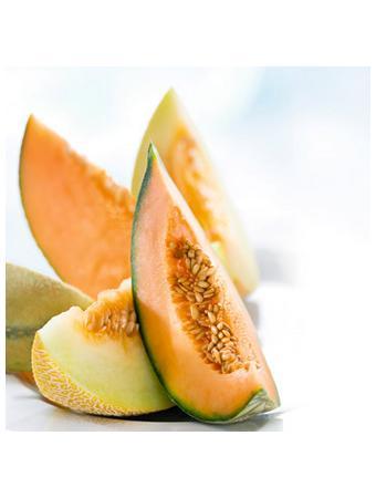 Darstellung von Melone