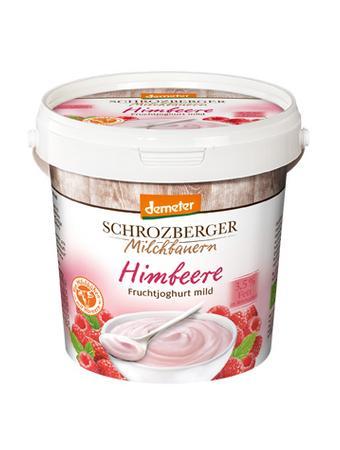 Darstellung von Schrozberger Joghurt mild Himbeere