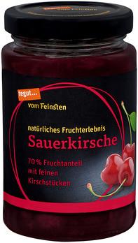 Fruchtaufstrich Sauerkirsche