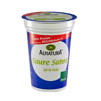 Alnatura Bio-Saure Sahne
