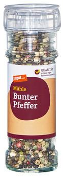 Bunter Pfeffer, Mühle
