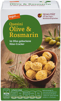 Quesini Olive & Rosmarin