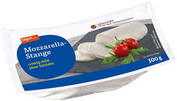 Mozzarella-Stange