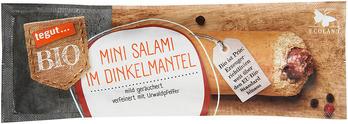 Mini Salami im Dinkelmantel