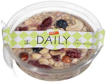 Cleos Chia Porridge